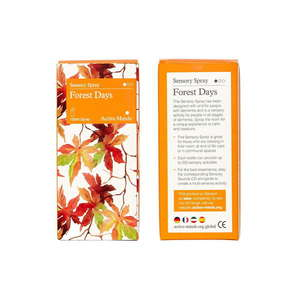 Forest days: packaging