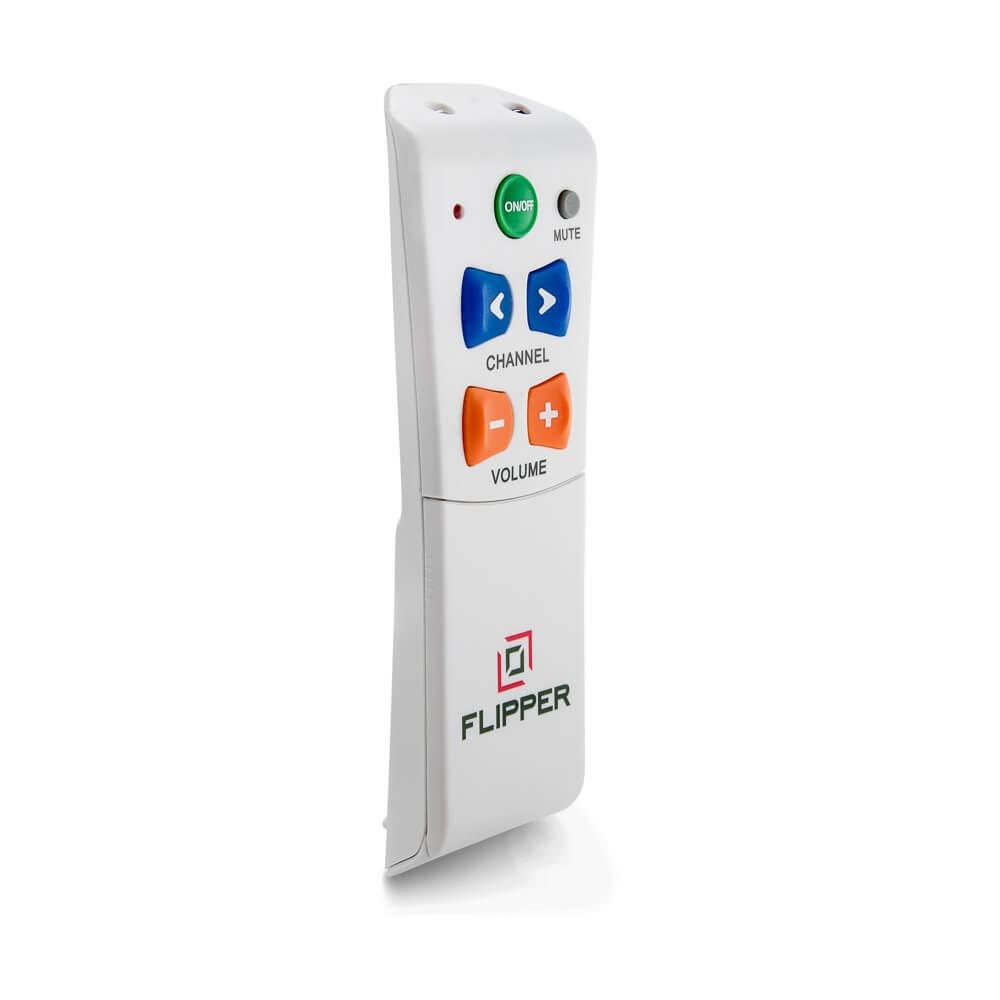 Flipper Big Button Remote Control for Sky, Virgin, & Digital TV