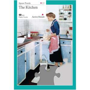13 Piece Jigsaw Puzzle - The Kitchen