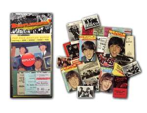 Memorabilia Pack - Beatlemania