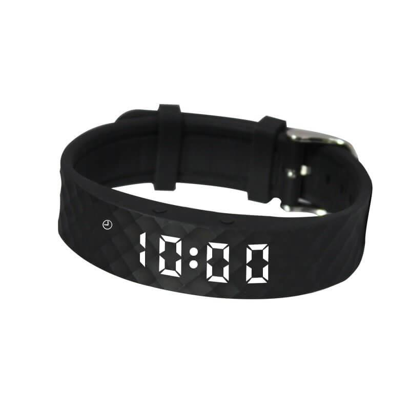 Vibratime Watch - Black