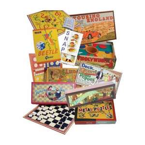 Compendium of Classic Board Games