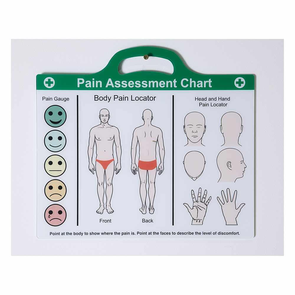 Pain Assessment Chart
