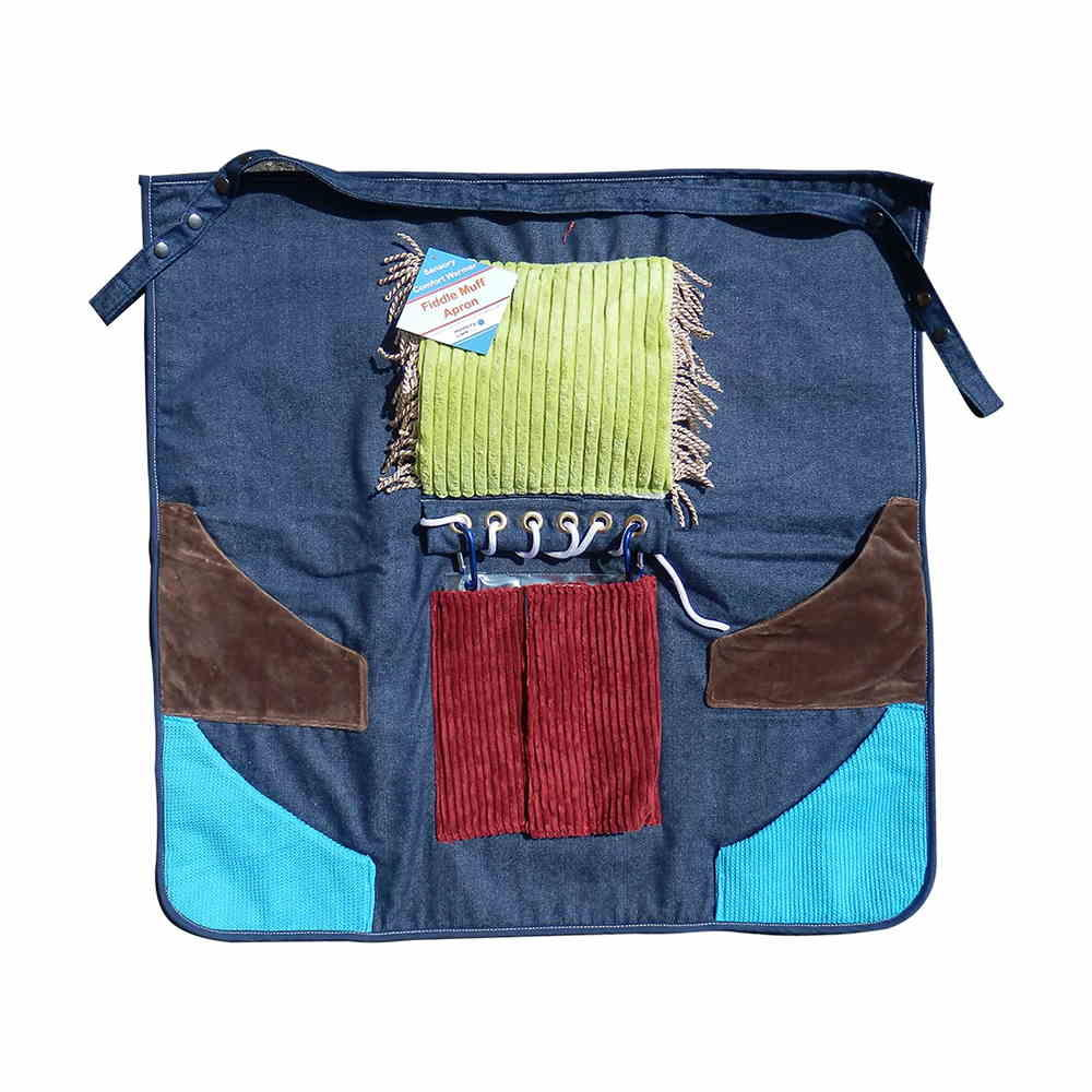 Fiddle Muff Activity Apron / Blanket