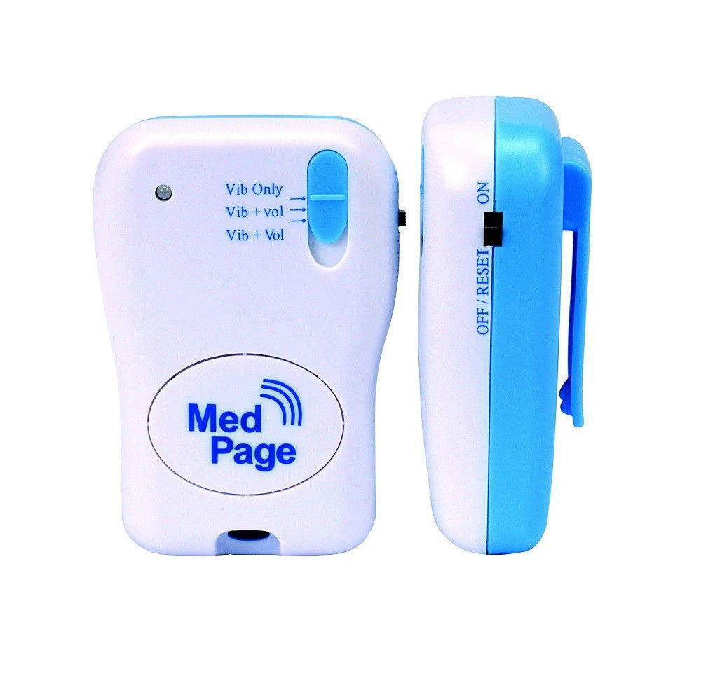 Fob alarm pendant transmitter with mppl pager complete kit aloadofball Image collections