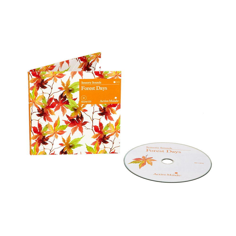 Forest Days CD - Sensory Scene
