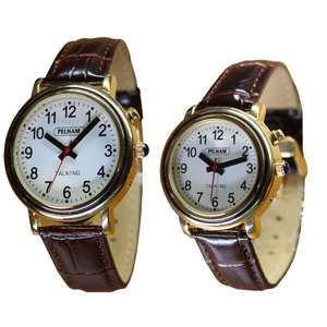 Size: Both watches pictured together