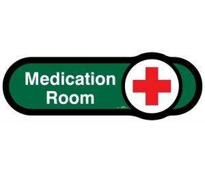 Medication Room Sign