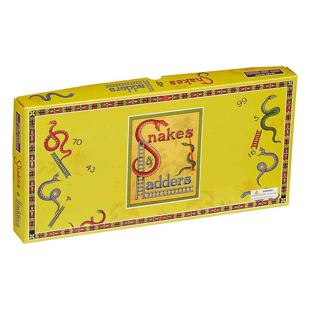 Snakes & Ladders Board Game