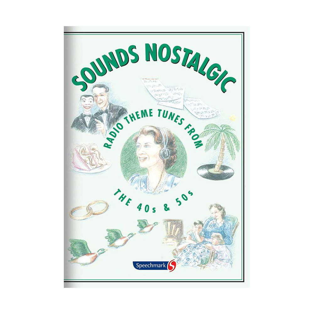 Sounds Nostalgic - Radio Theme Tunes from the 40s & 50s (CD)