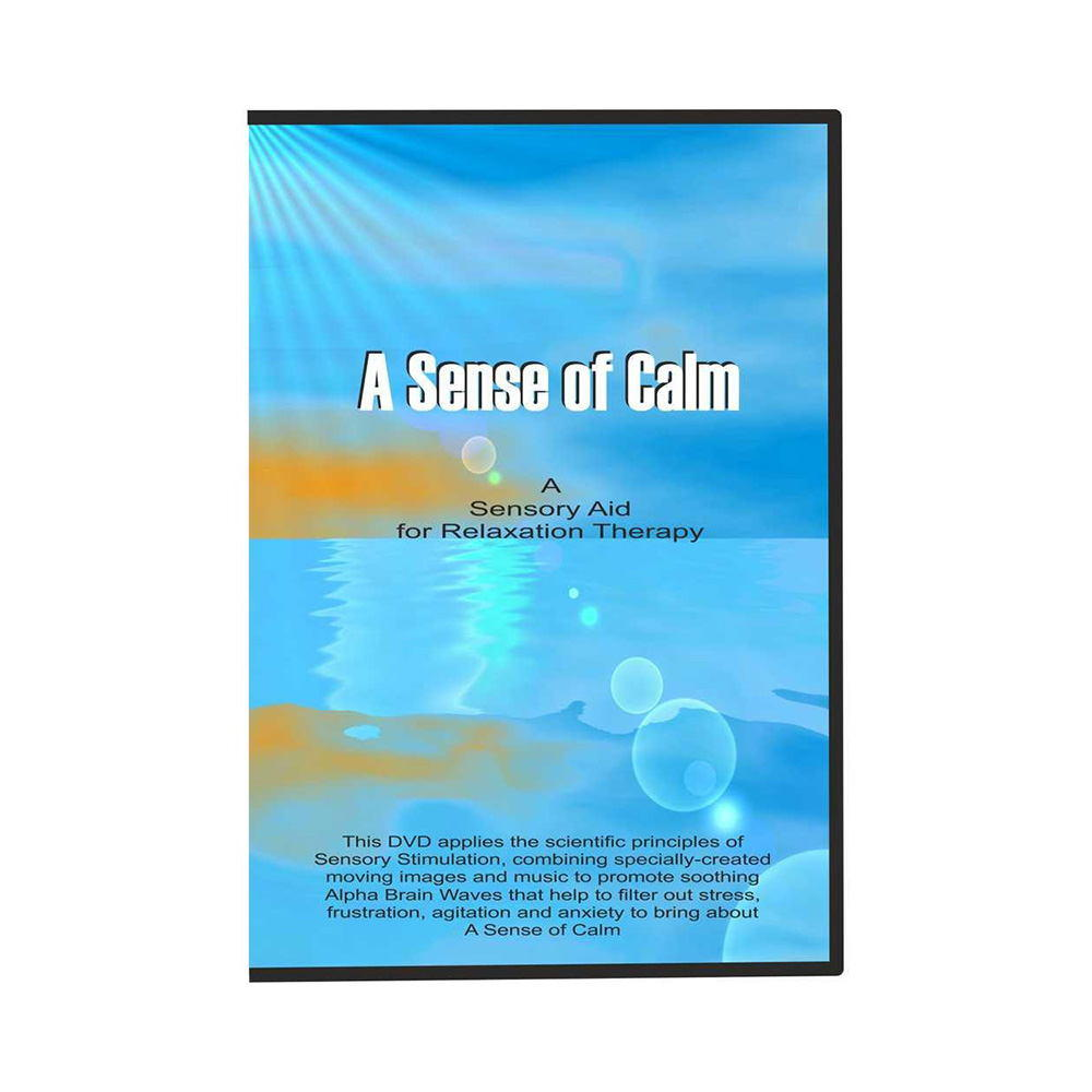 A Sense of Calm DVD