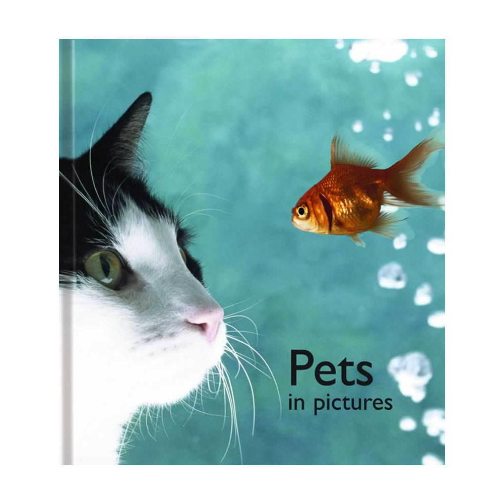 Pictures to Share Book - Pets
