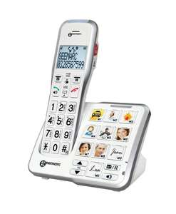 AmpliDECT 595 Photo Cordless Telephone