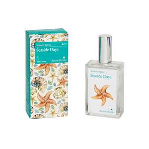 Seaside days: Scent