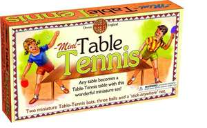 Mini Table Tennis - Retro Game