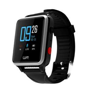 CPR Guardian II GPS Tracking Watch