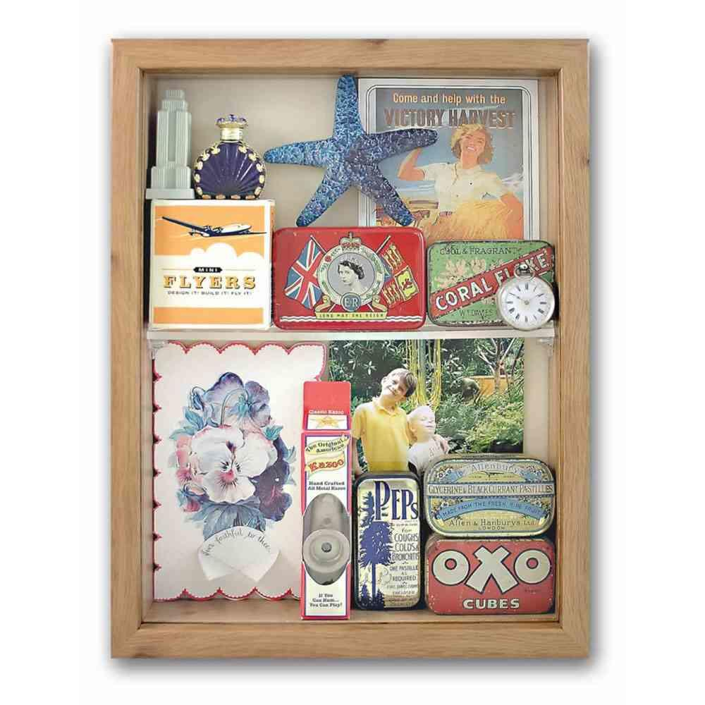Memory Boxes for Dementia