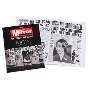 The Daily Mirror of Your Decade 1950s