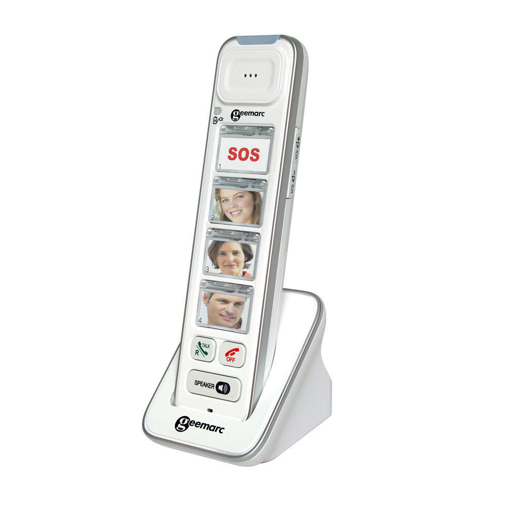 Geemarc PhotoDECT295 - Additional Handset