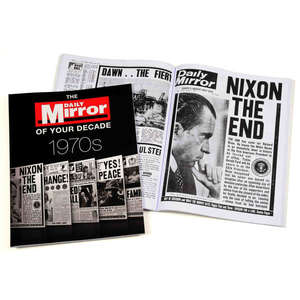 The Daily Mirror of Your Decade 1970s