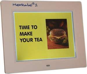 Image of time to make tea slide