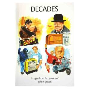 Decades Reminiscence Book