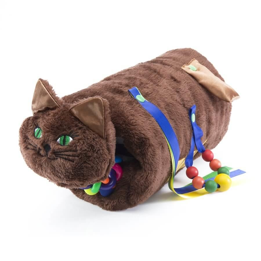 Twiddle Cat - Chocolate