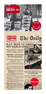 Dambusters Replica Newspaper