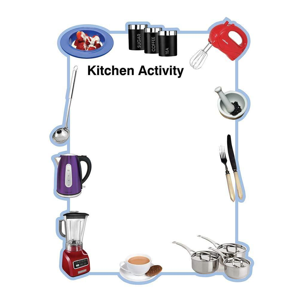 Kitchen Activity Board