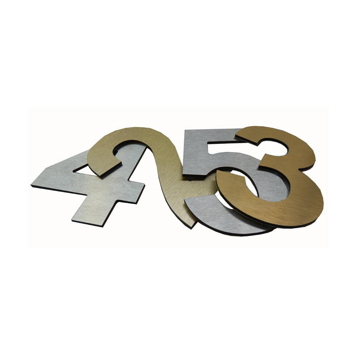 Door Numbers - Self-Adhesive
