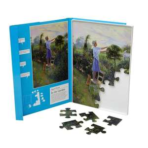 Jigsaw Puzzle 24 Piece - In the Garden