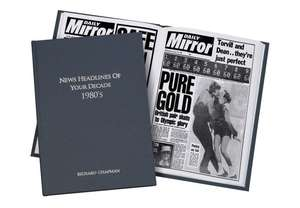 Daily Mirror of your Decade Hardback - 1980s