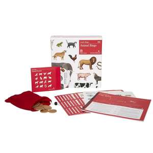 Animal Bingo Audio Game
