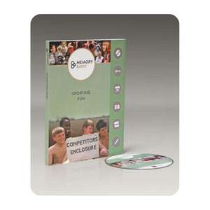 Memory Bank DVD & Resource Pack - Sporting Fun