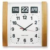 Automatic Calendar Clocks