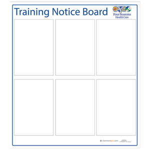 Training Notice Board