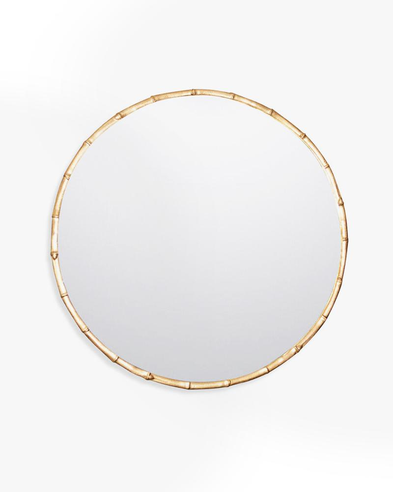 mirror, brass, gold, luxury, luxury accessories, aura, aura london