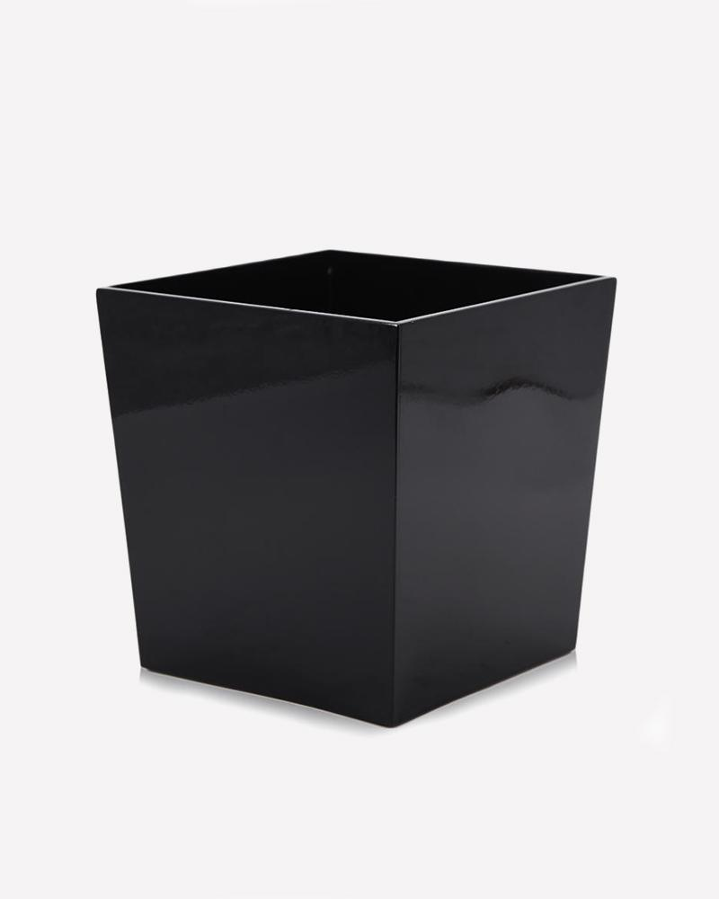 waste bin, box, luxury accessories, aura london, aura