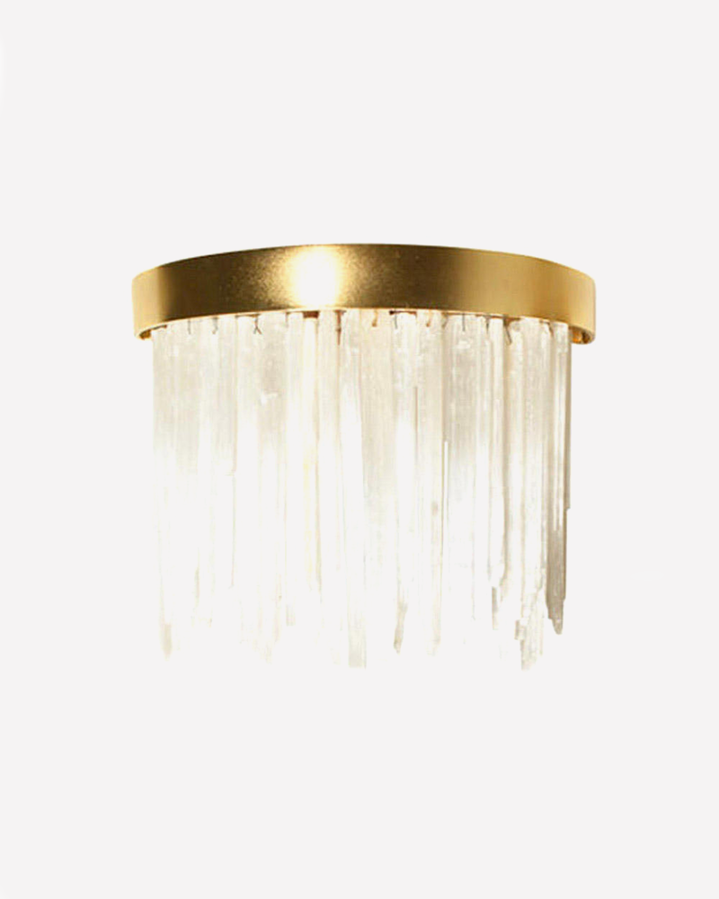 Lighting, wall light, Crown, brass, gold, luxury, aura, aura london