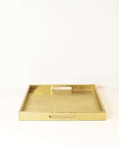 tray, gold, luxury accessories, aura london, aura