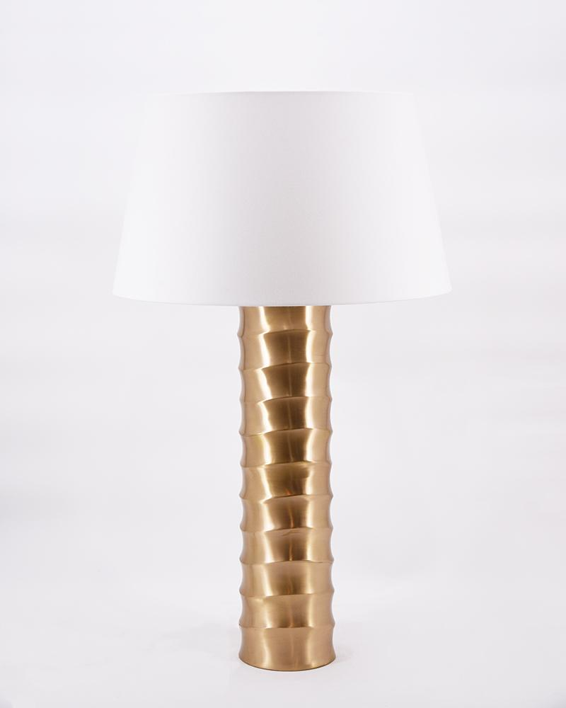 gold, table lamp, brass, luxury lighting, aura, light. lamp, london