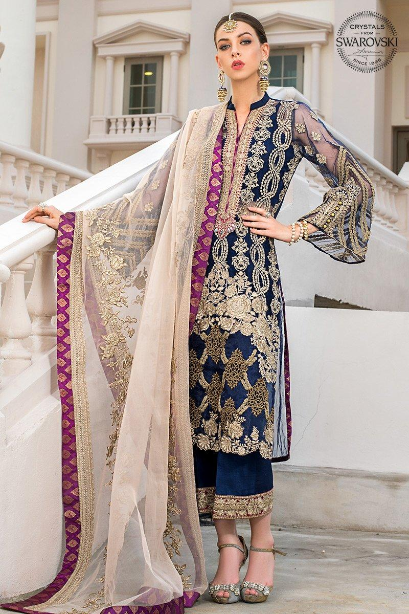 Zainab Chottani Wedding Luxury Festive Collection