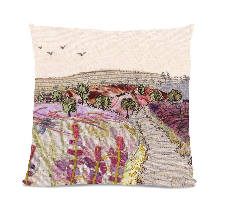 Cannock Chase cushion