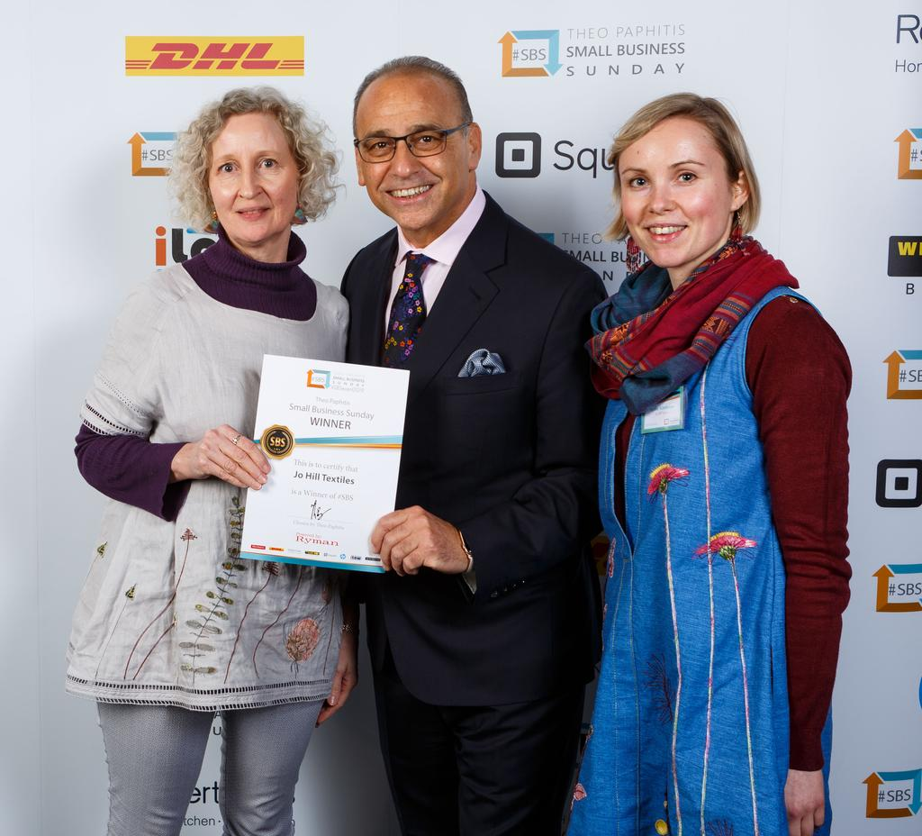 Small Business Sunday with Theo Paphitis
