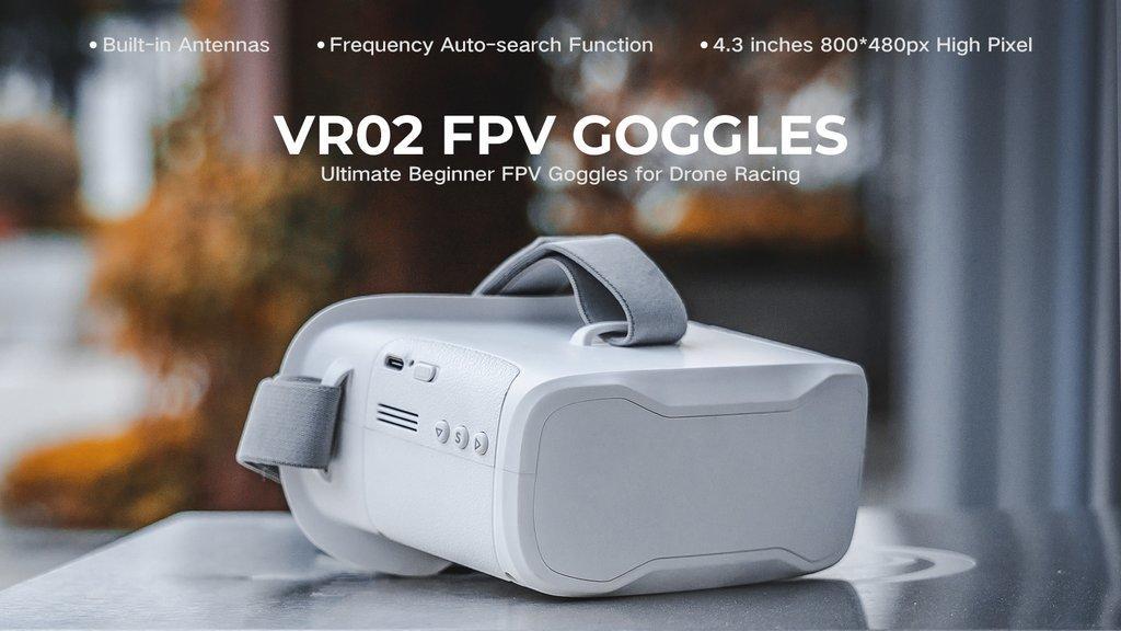vr02 goggles uk stock