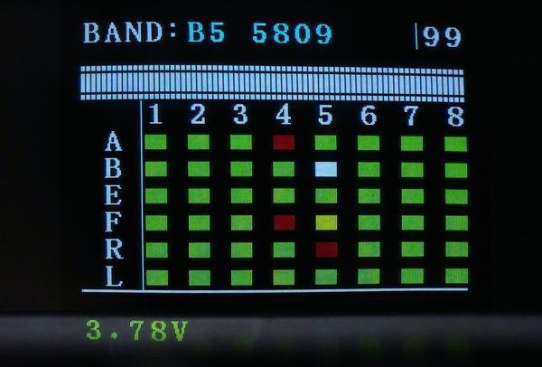 BetaFPV VR02 FPV  5.8ghz  band