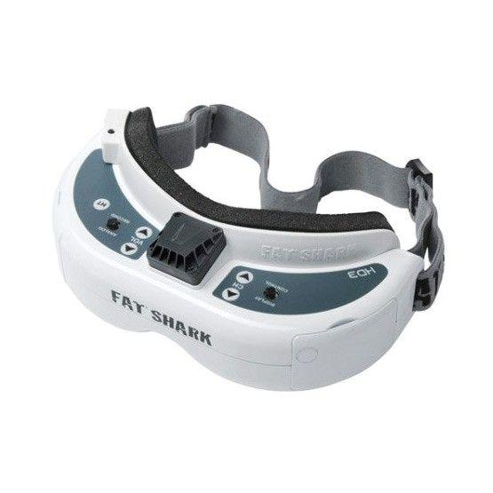Fatshark Core Dominator HD3 FPV Goggles - Quadcopters.co.uk