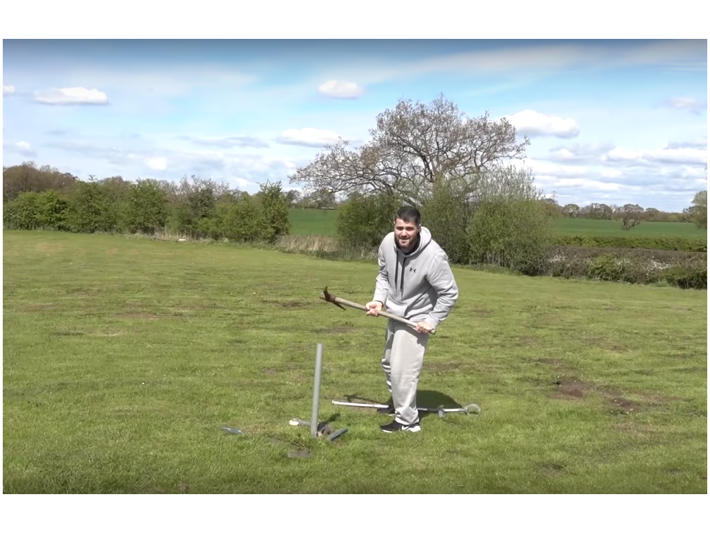 HPIGuy Starts the Quadcopters PropGear UK Track