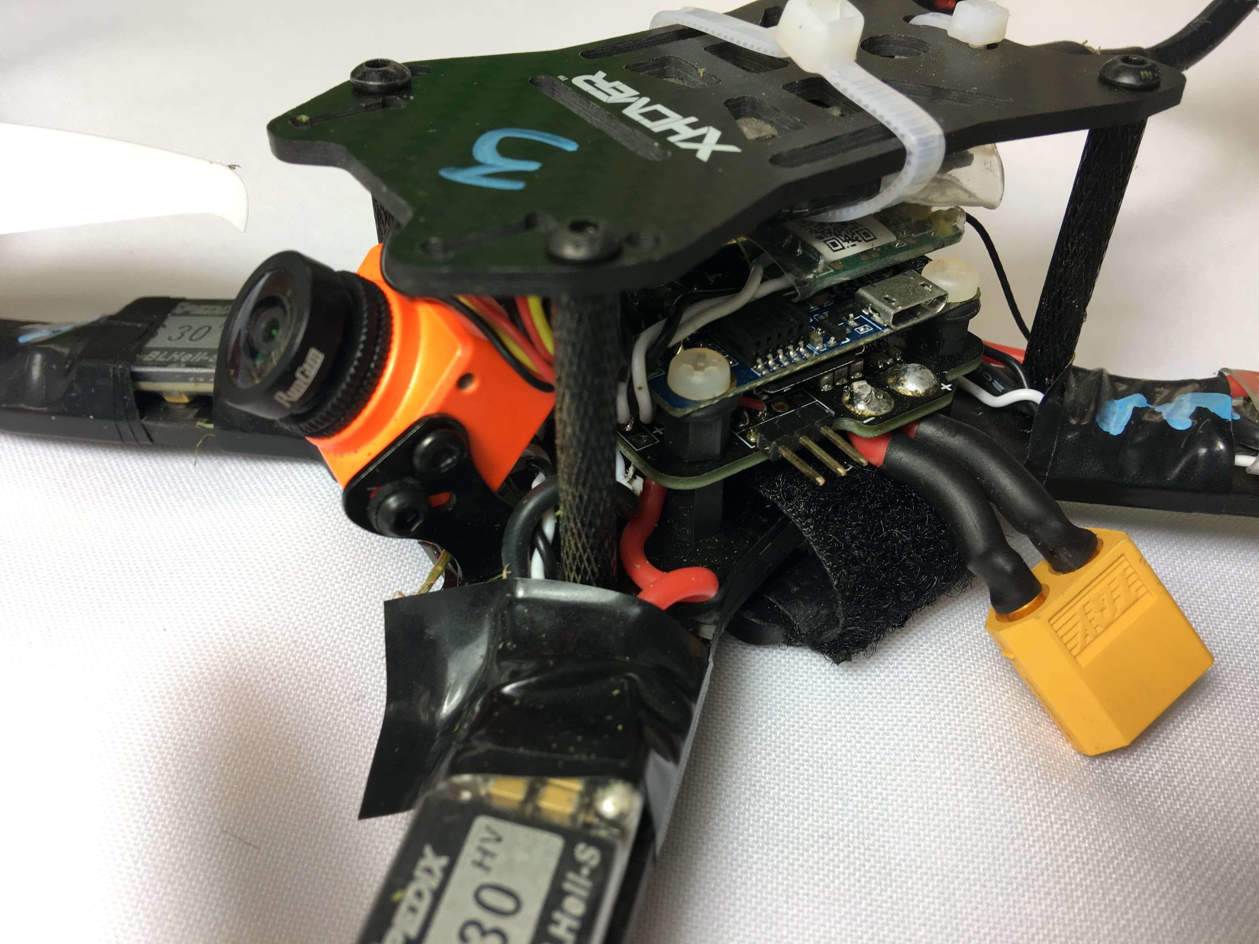 XHOVER runcam split