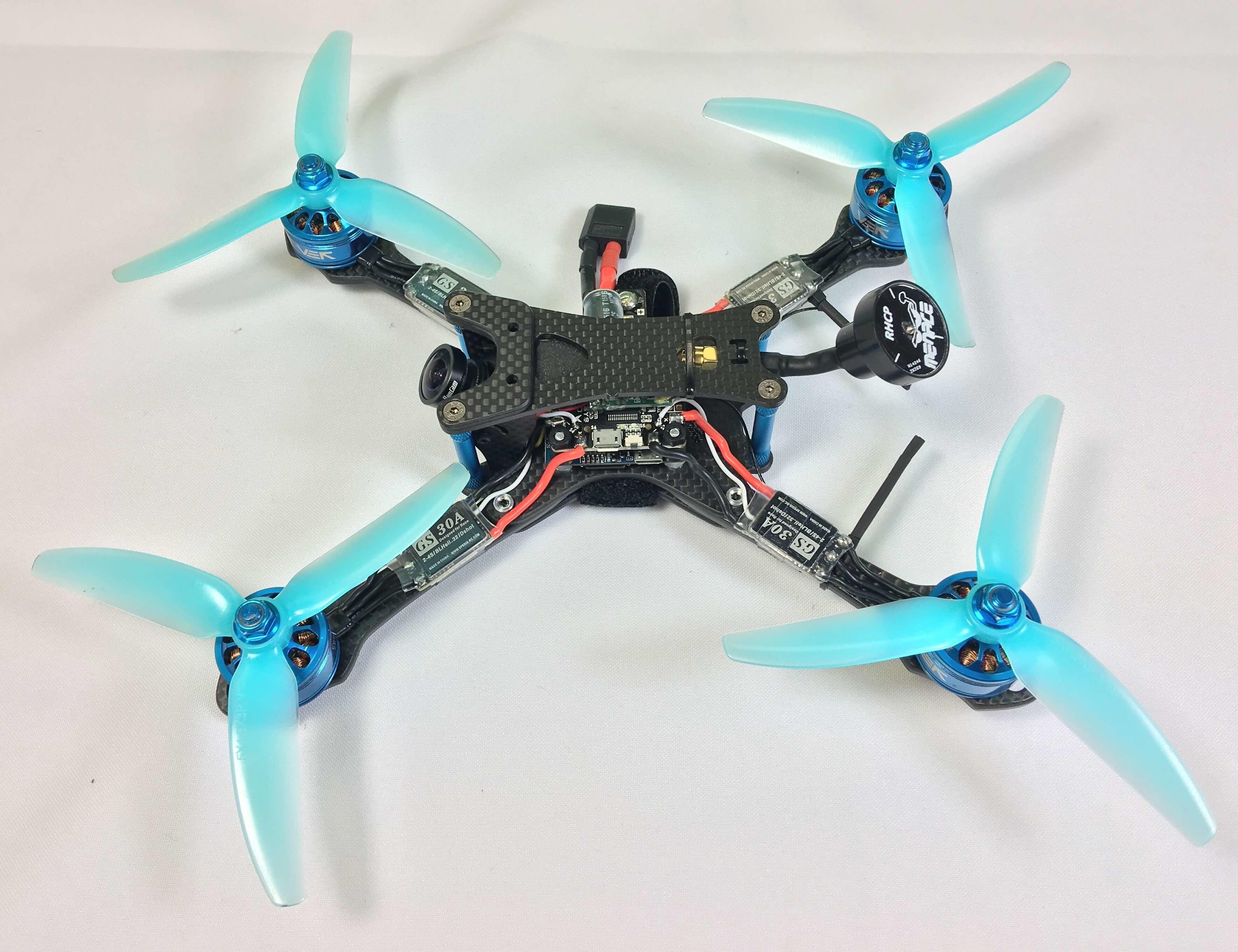 AstroX Switch TrueXS Stretched Frame - Quadcopters.co.uk